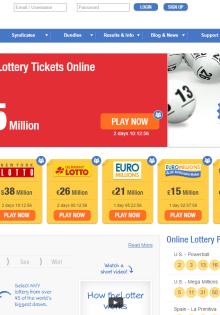 O megalo - Loteria oficial europeia | pare de trapacear