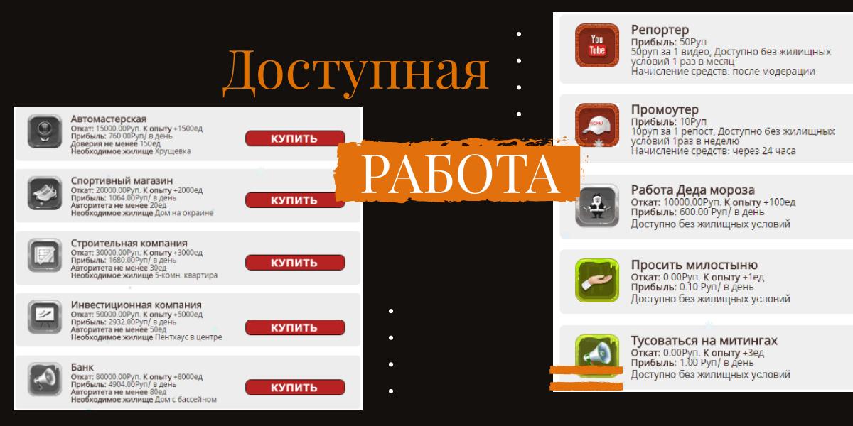Online-Spiele mit sofortiger Auszahlung von echtem Geld auf eine Sberbank-Karte ohne Investition