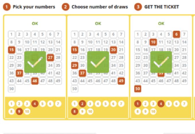Eurojackpot eredménysorsolás - hivatalos oldal Oroszországban, játékszabályok, vélemények az utolsó sorsolásról | nagy lottók