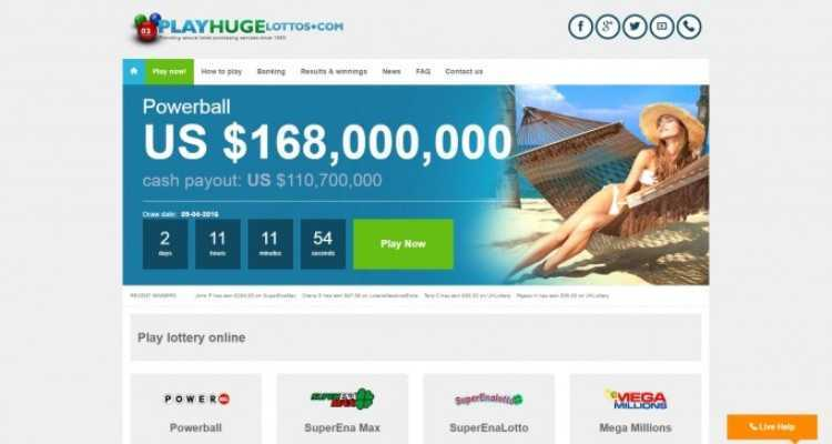 Spil powerball online - lotto agent