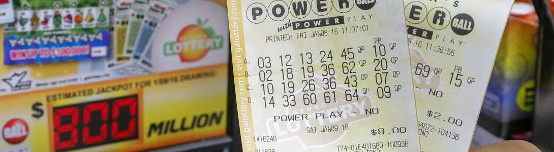 Amerikai powerball lottó - покупаем билеты из россии