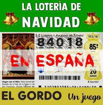 Loterie espagnole El Gordo