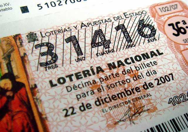 Loterie espagnole d'El 2020 - jouer au loto d'Espagne, el gordo ou la loterie espagnole primitiva nationale