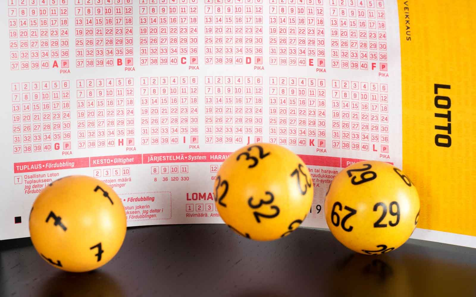 """Finnish lottery & quot; veikkaus lotto"""" - how to participate from russia 