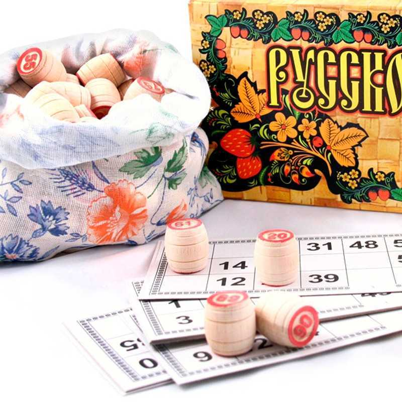 Russisches Lotto