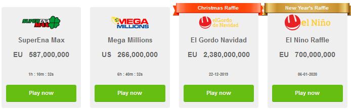El gordo numbers and statistics | el gordo results and jackpots