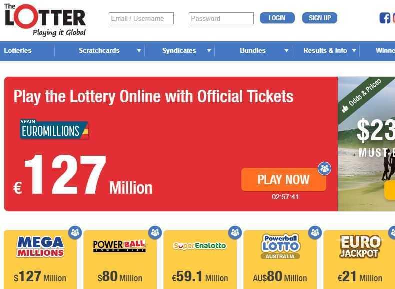 Spielen Sie den europäischen Lotterie-Eurojackpot online - Lotto Agent