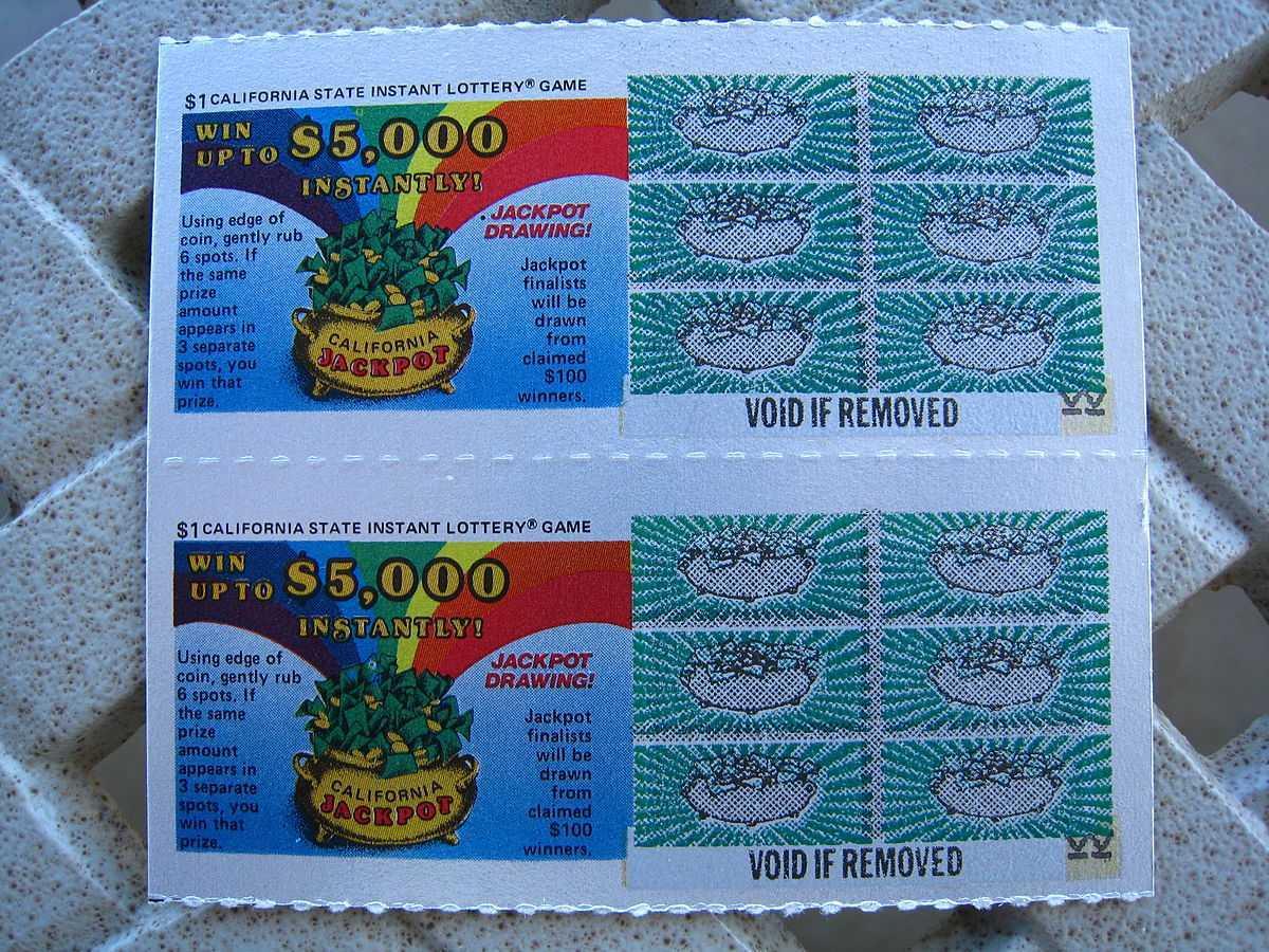California State Lottery Superlotto Plus - wie man aus Russland spielt