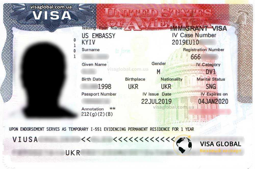 Green Card Lotterie
