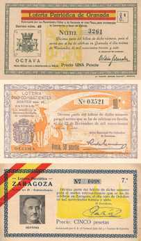 Xổ số Tây Ban Nha bonoloto (6 của 49)