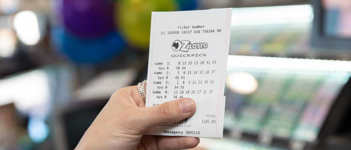 Australsk powerball-lotto (7 из 35 + 1 af 20)