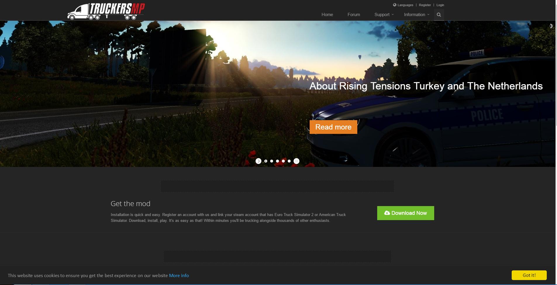 Wie man Euro Truck Simulator online spielt 2? - Euro Truck Simulator Spiel Forum 2