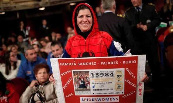 El gordo results - official el gordo winning numbers