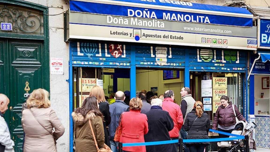 Loteria nacional - xổ số quốc gia lâu đời nhất của Tây Ban Nha. € jackpot 84 triệu !  | eurojackpot