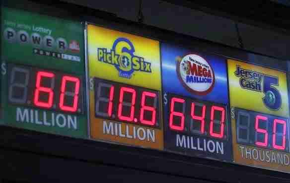 Külföldi lottójátékok oroszoknak: hogyan lehet csalás nélkül vásárolni és játszani külföldi lottókat + 5 legjobb lottó
