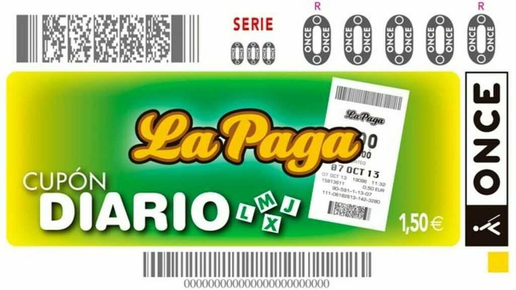 Spanische Lotterie Bonoloto (6 von 49)