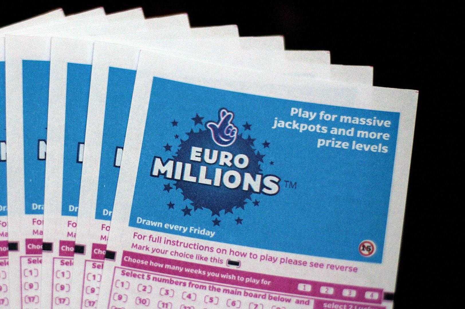 Quy tắc Euromillions | quy tắc và thông tin