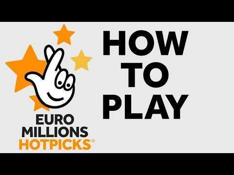 Tax on euromillions winnings