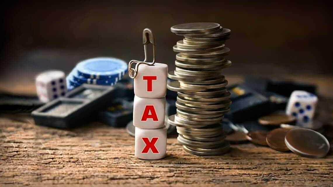 Налог на выигрыш в сша