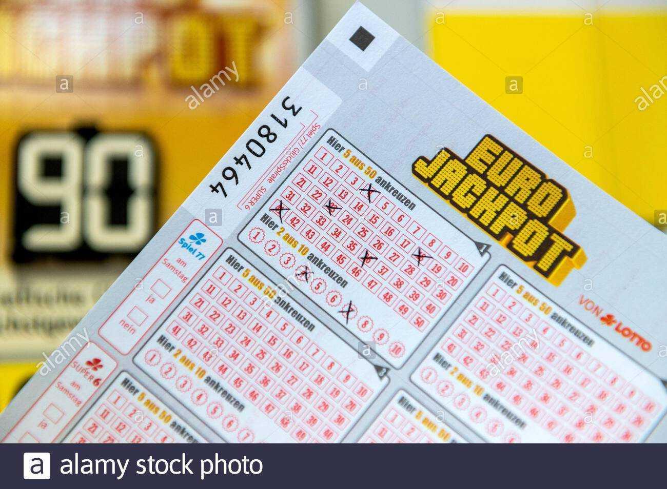 Eurojackpot: legújabb eredmények és online játék