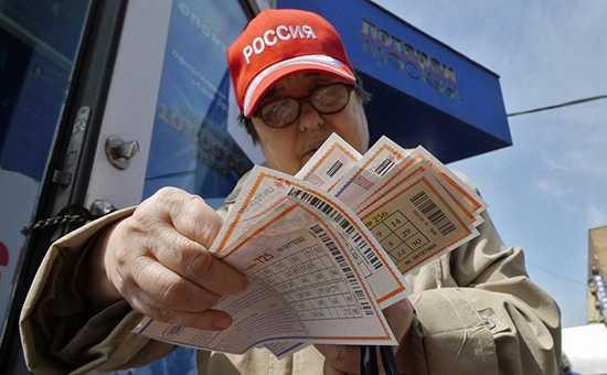 De mest vinnende lotteriene i Russland (liste, statistikk 2018-2019 årets, spilleromtaler)