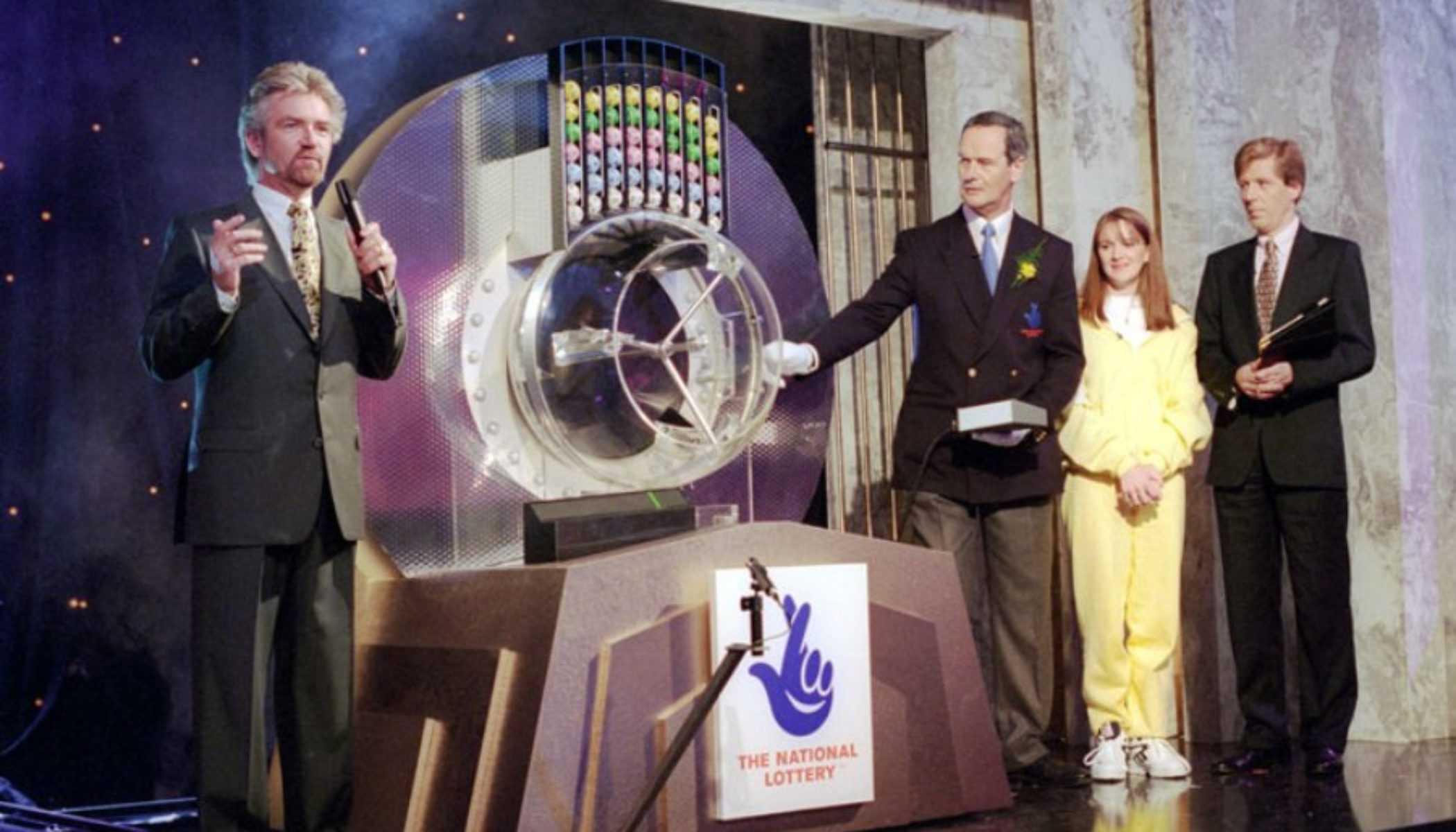 Британская национальная лотерея википедия