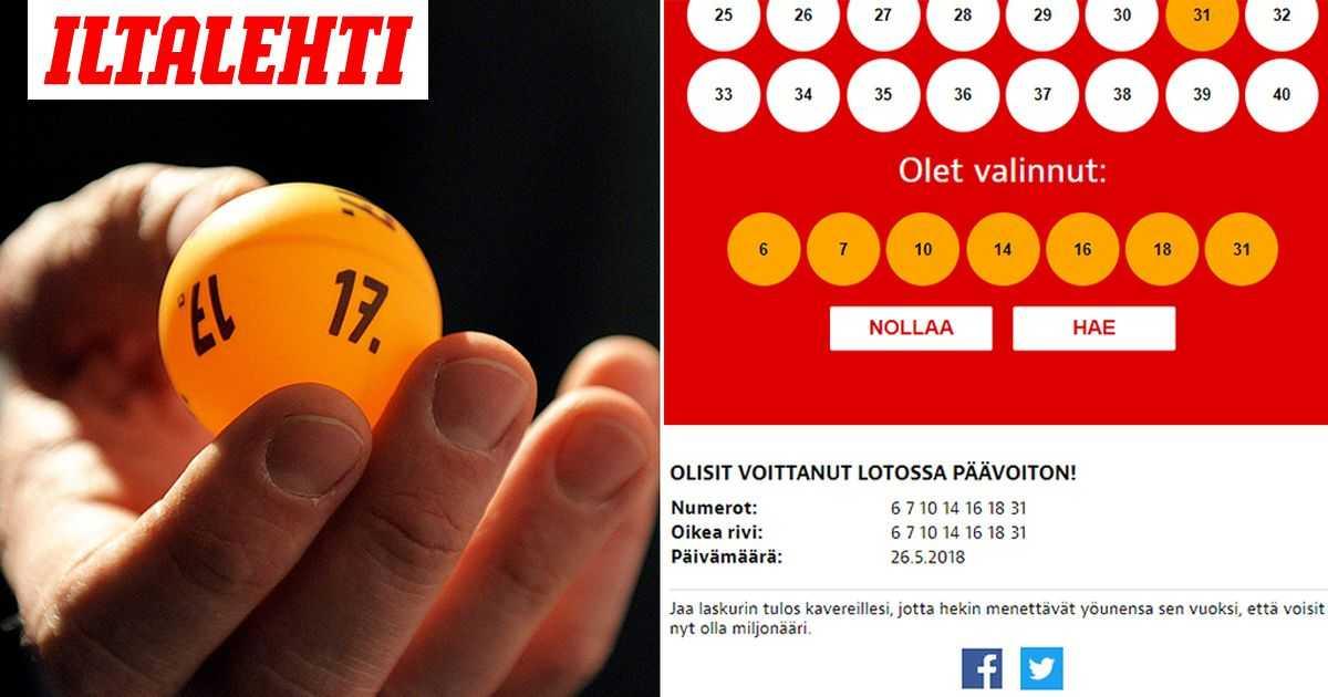 Hrajte Eurojackpot online ještě dnes - eurojackpot online