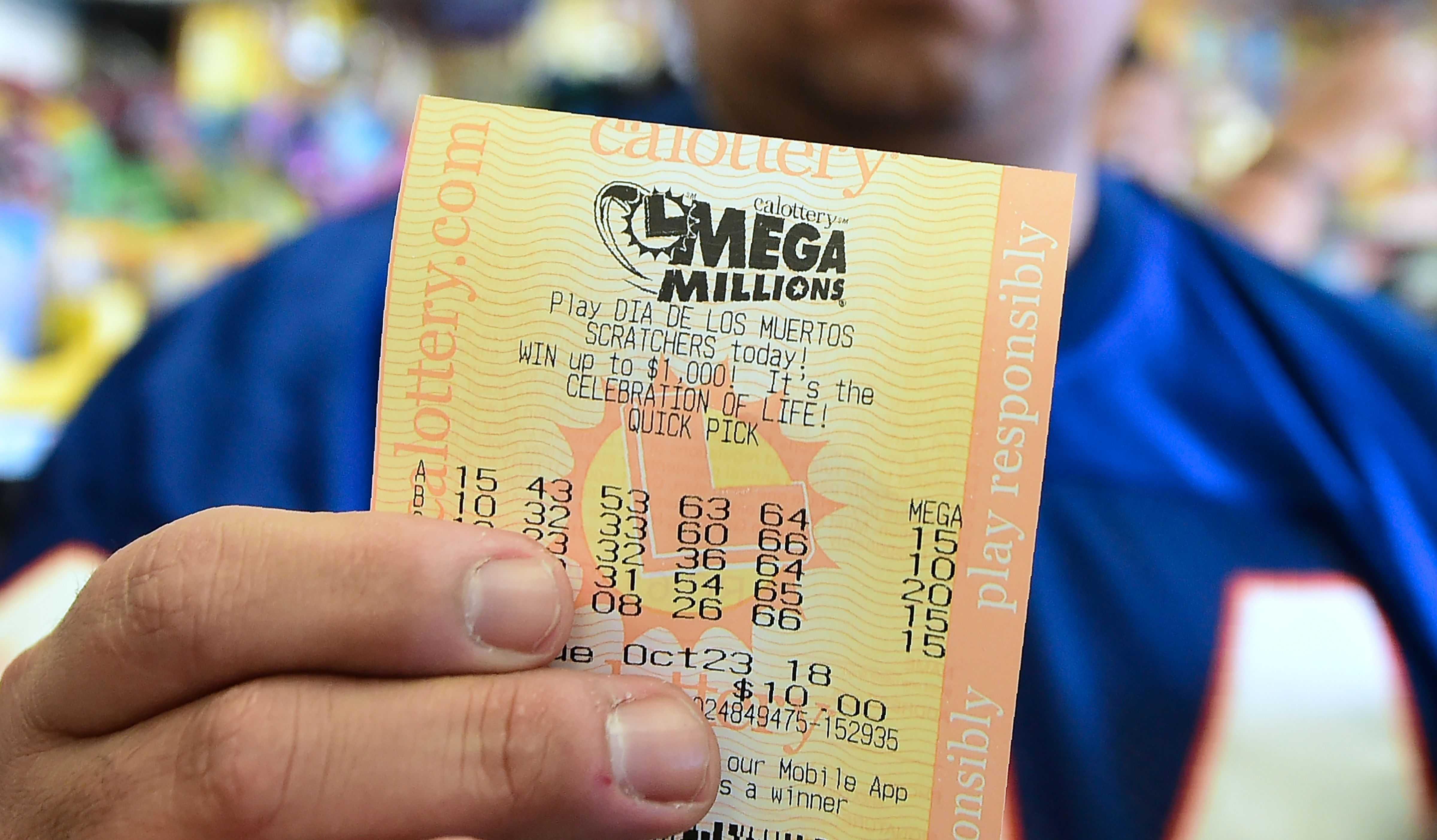 Kalifornien Lotterie Superlotto plus: wie man ein Ticket kauft