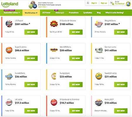 Australien powerball billetter - spil fra powerball online