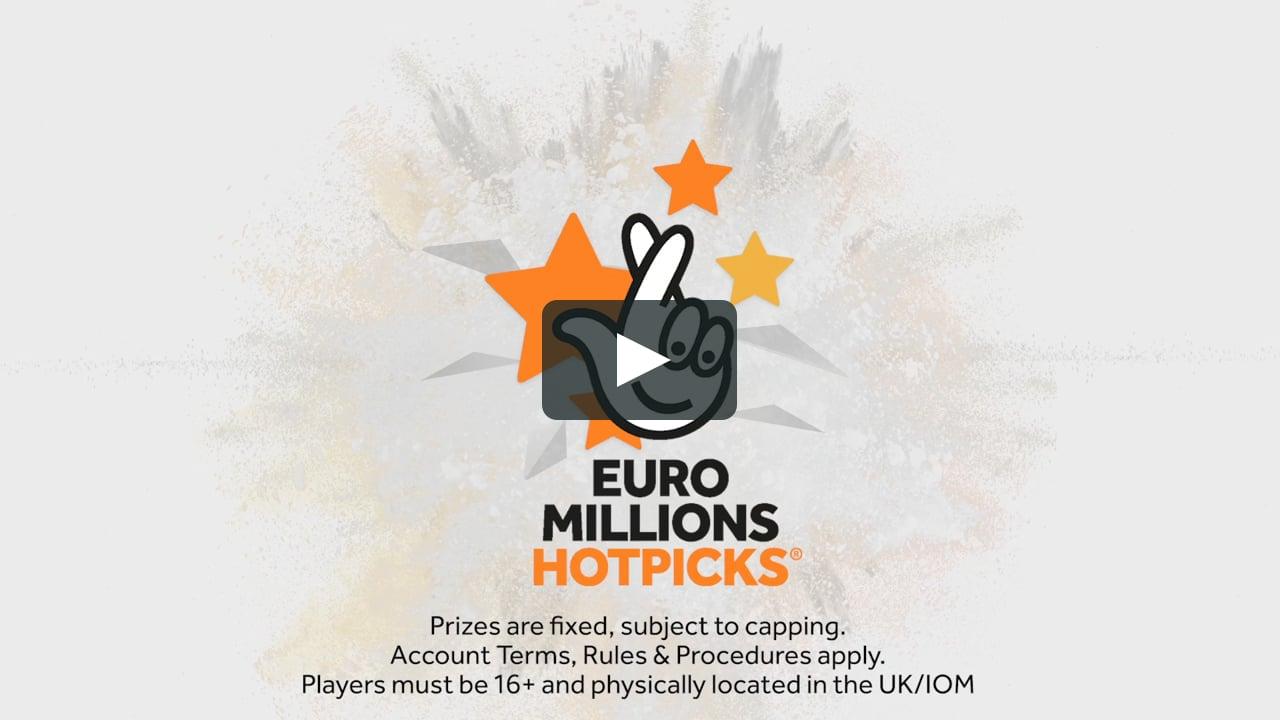 Euromillions hjælp & faq
