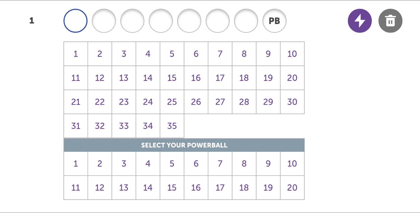Spil os powerball i Australien | powerball-australia.com
