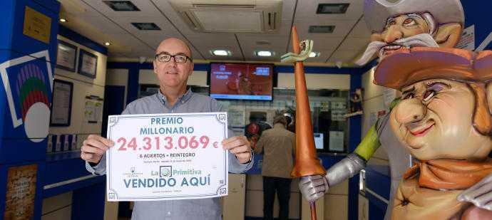 Spielen und gewinnen Sie die spanische Lotterie la primitiva online - Lotto Agent