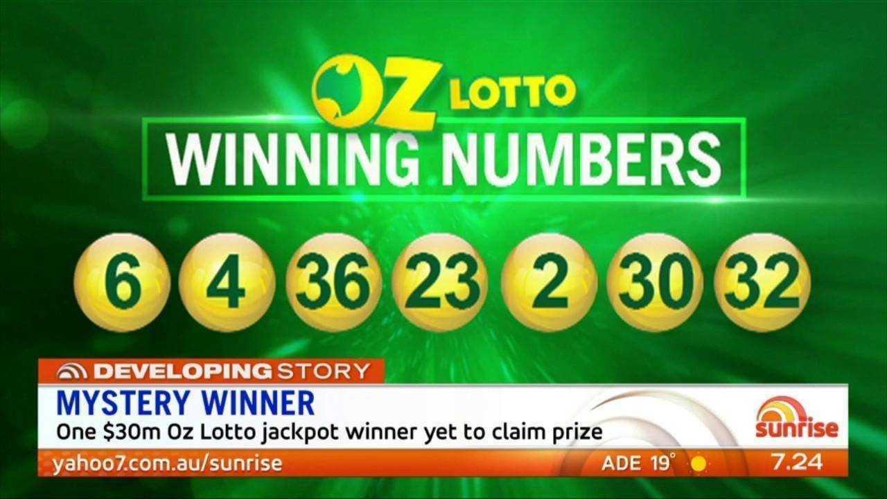 Spill oz lotto | lottomania