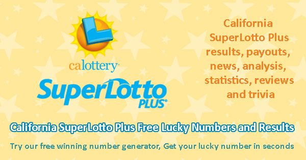 Superlotto plus - results, news winning stories