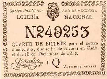 Xổ số Tây Ban Nha euromillions (5 из 50 + 2 của 12)