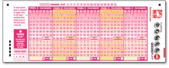 Sydafrikansk Powerball lotteri