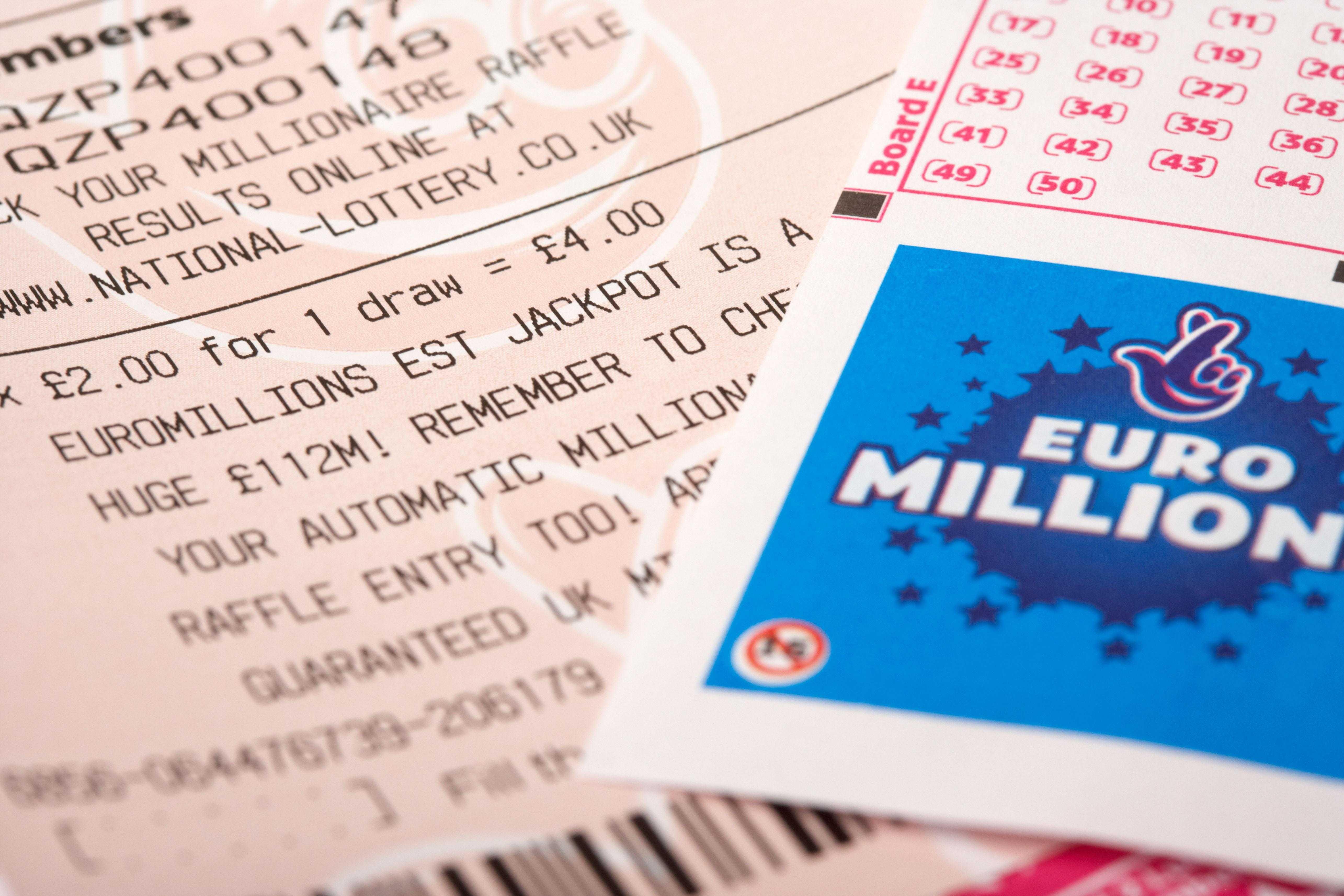 Cách nhận giải thưởng Euromillions