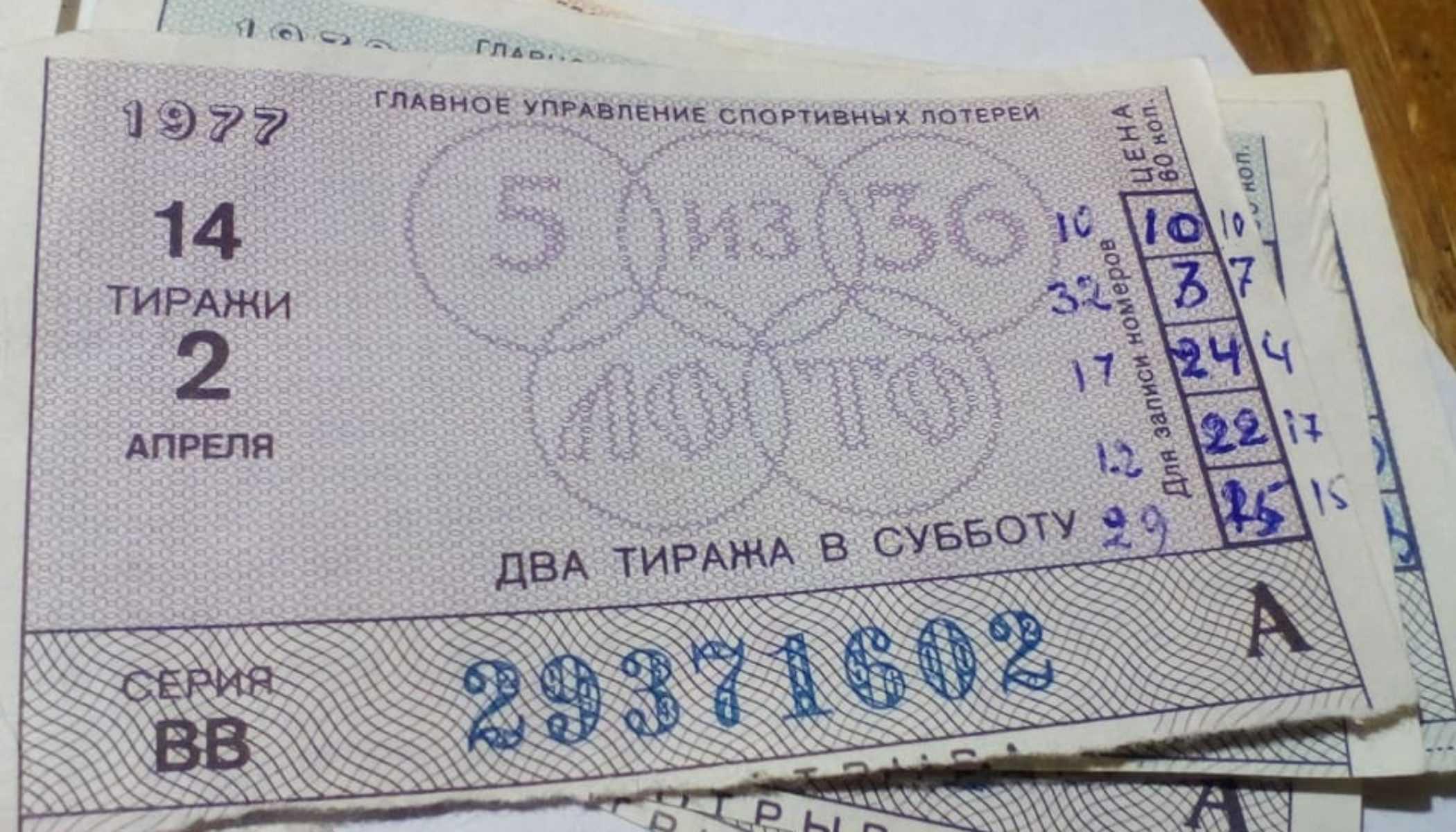 Xổ số Tây Ban Nha - cách chơi từ Nga