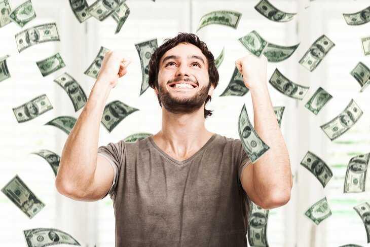 Топ-15 самых крупных выигрышей в лотерею