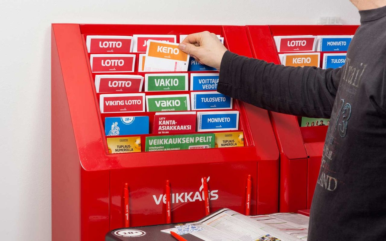 Viking lottery results and profit sharing | betting pages
