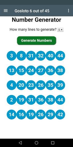 Deutsches Lotto Lotto (6 из 49 + 1 von 10)