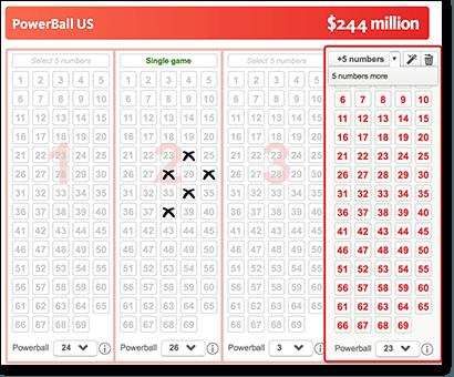 Powerball australien seneste resultater | oz-lotto.net