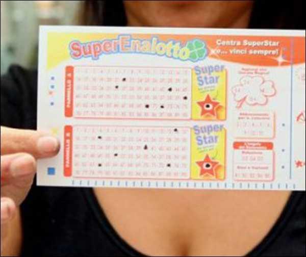 Где я могу играть в итальянской лотереи superenalotto?
