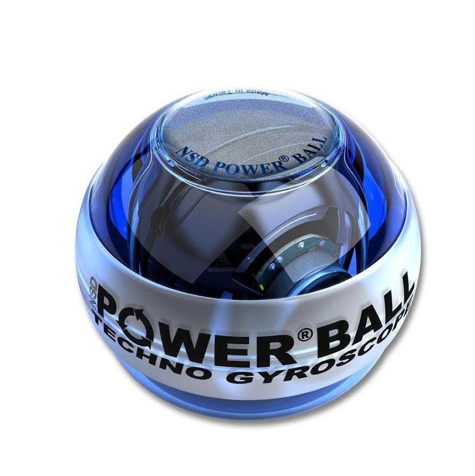 Кистевой тренажер powerball — как средство для профилактики туннельного синдрома