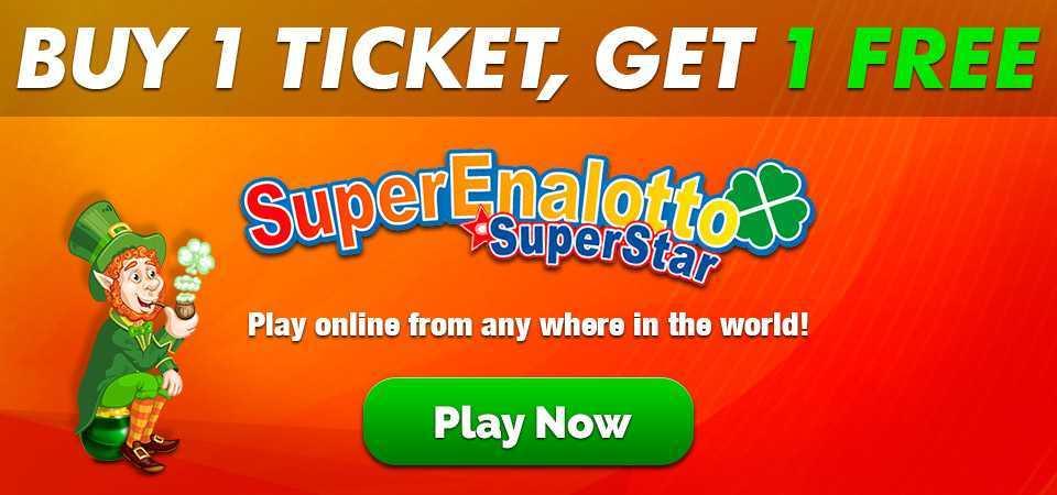 Итальянская лотерея superstar