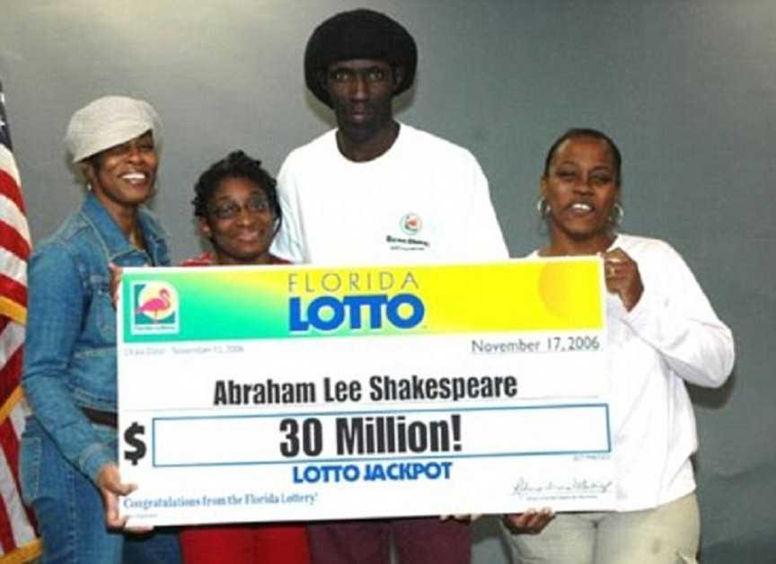 Archiv Lotterie Megamilliony für 2006 Jahr