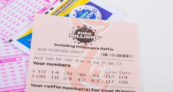 Jak odebrać wygrane w loterii EuroMillions