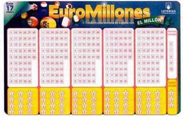 Reglas de euromillones | reglas e información sobre el juego