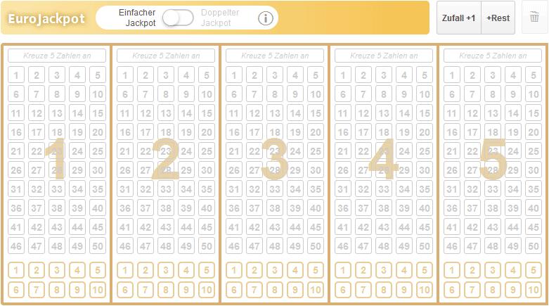 Eurojackpot online | eurojackpot | lottomania