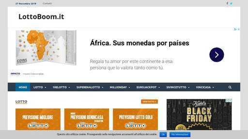 Loterie italienne Superenalotto - Règles + instruction: comment acheter un billet depuis la Russie